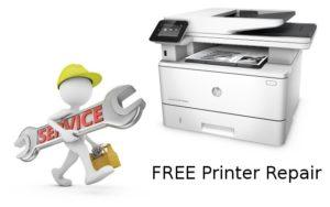 Free Printer Repair