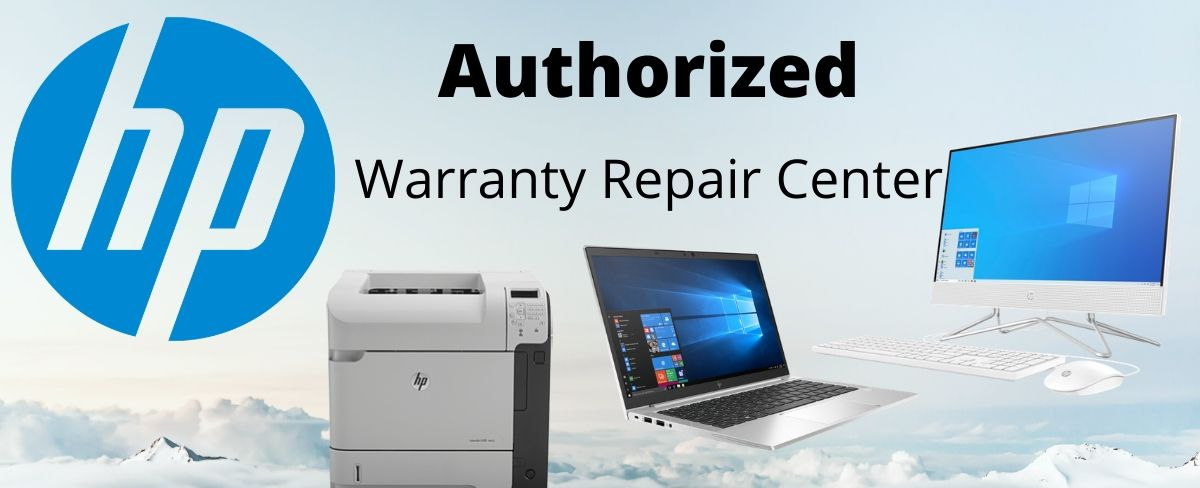 HP Warranty Repair
