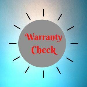 Computer Warranty Check